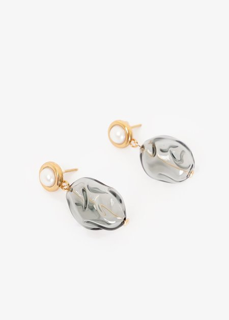 Wolf Circus Anella Earrings - 14k gold