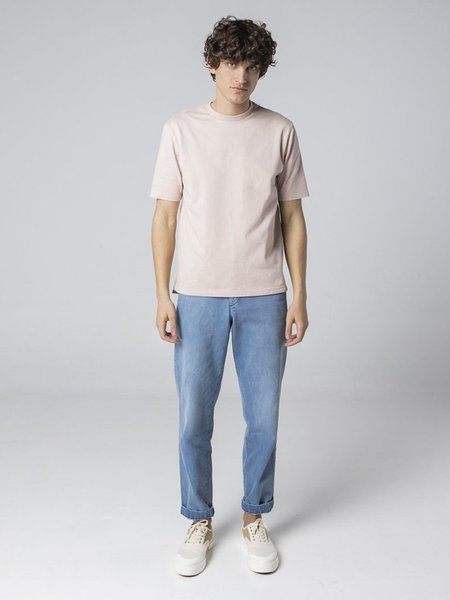 Unfeigned Basic T-Shirt in Rose Dust