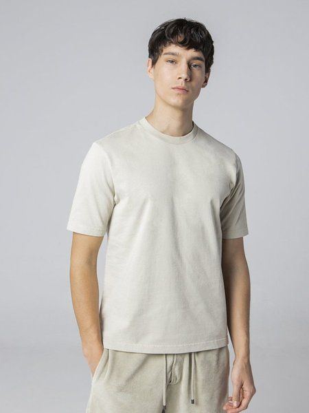 Unfeigned Basic T-Shirt in Tidal Foam