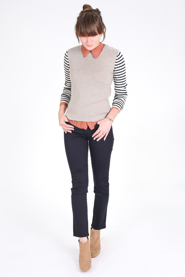 M.i.h Jeans Paris jean in dark indigo