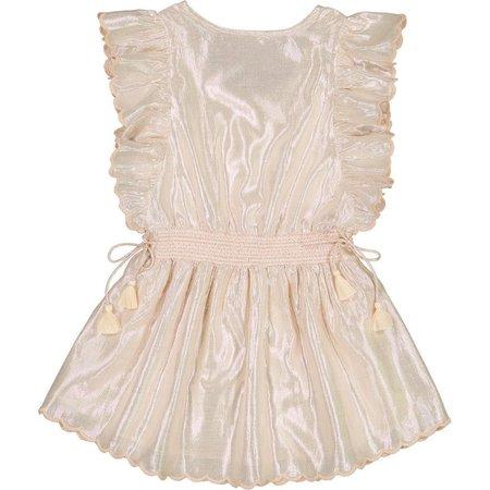 kids louis louise louisa dress - light pink