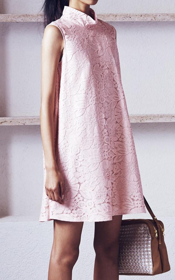RACHEL COMEY - LACE UNA DRESS