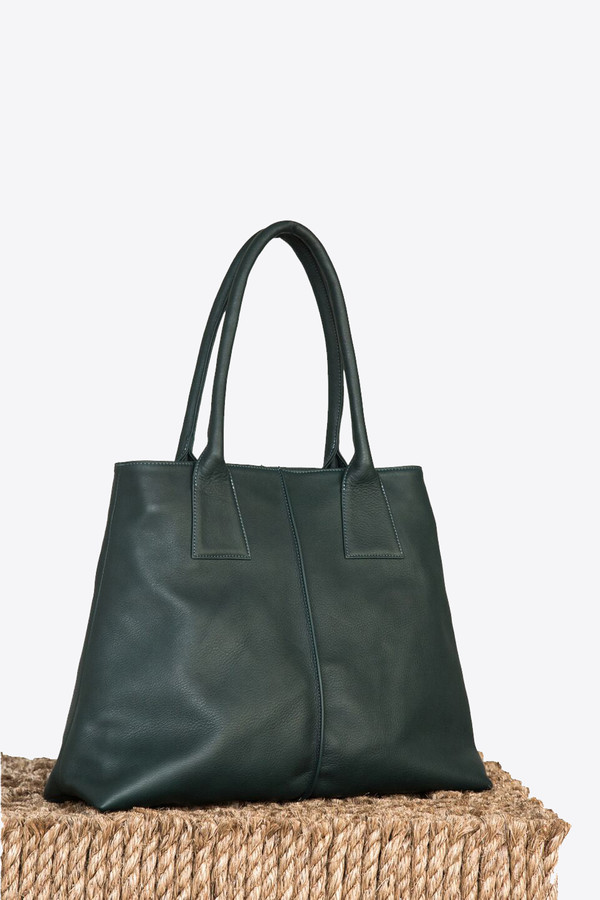 Ceri Hoover Sloane tote in mountain mist