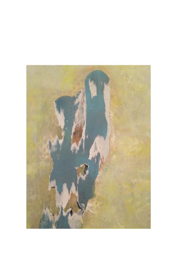 Kristin Linton Solo 2 painting
