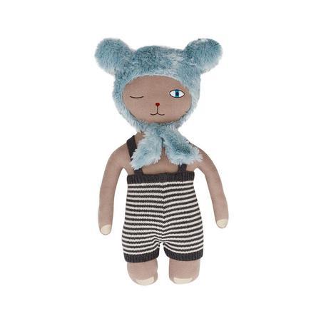 kids oyoy mini topsi bear doll