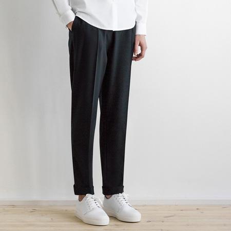 chic edition Elliot Trousers - Black
