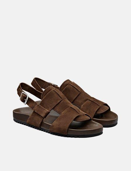 Grenson Wiley Sandal - Cigar Brown