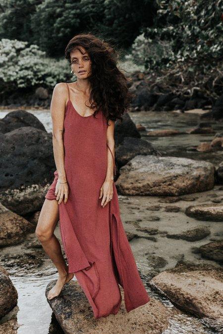 BAHHGOOSE ROSE DRESS