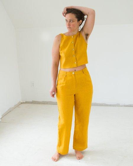 Paloma Wool Shanghai Trousers - Ochre