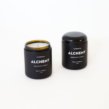 Sandoval Alchemy Aromatic Candle