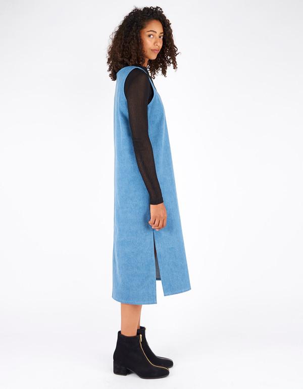 Ursa Minor Chao Dress Blue Wash