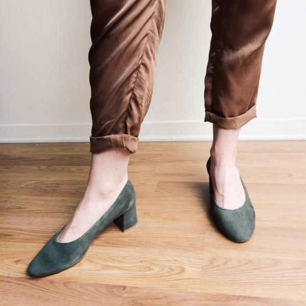 L'Intervalle Jupie Shoes (Khaki)