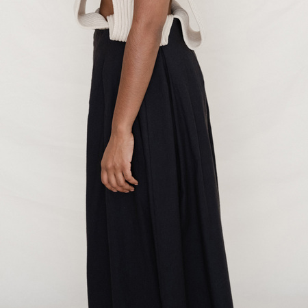 Baserange Auk Pants - Black
