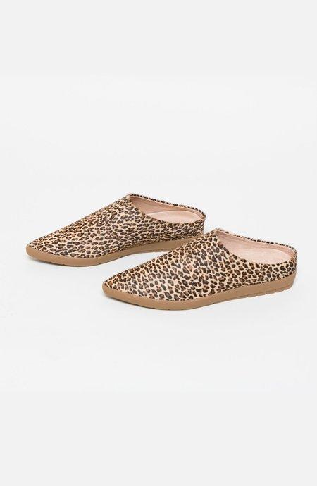 Vision Quest Babouche Sneakers - Mini Leopard
