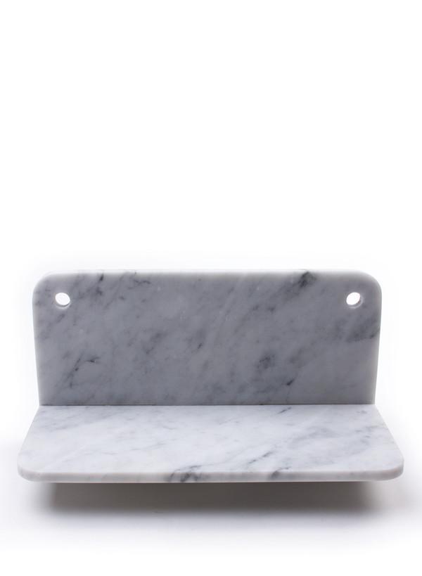 Stone Shelf White