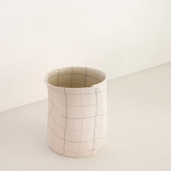 Unknown Wrapped Cup, Grid