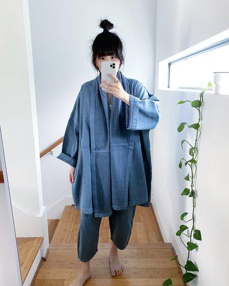 Atelier Delphine Upcycled Yarn/Denim Kiko Pant