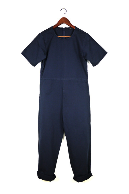 Ilana Kohn Lee Jumpsuit, Navy