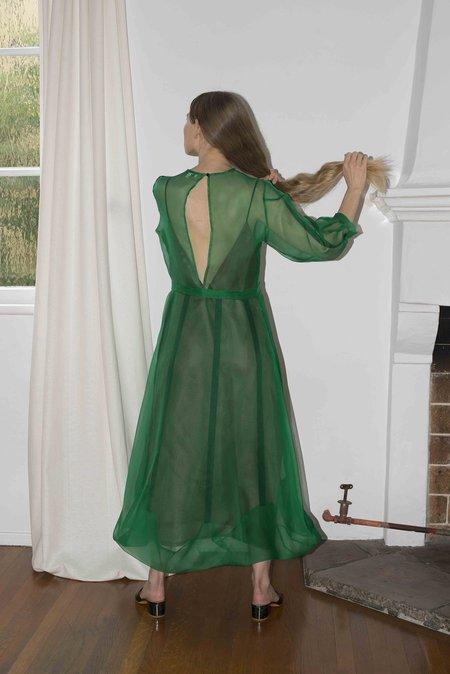 Kamperett Stent Dress - Kelly Green