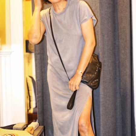 Iro Atoyac Dress - True Grey