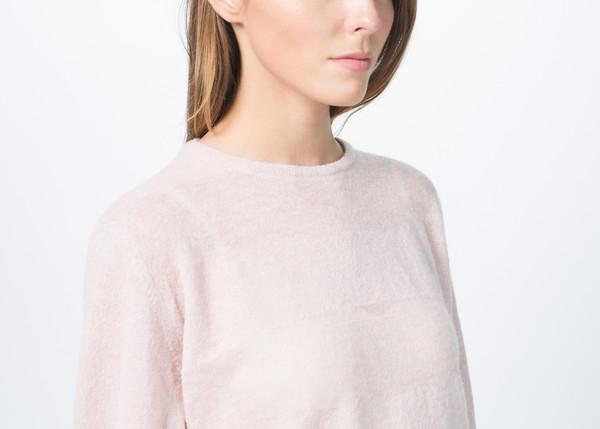 Sara Lanzi Striped Knit Pullover