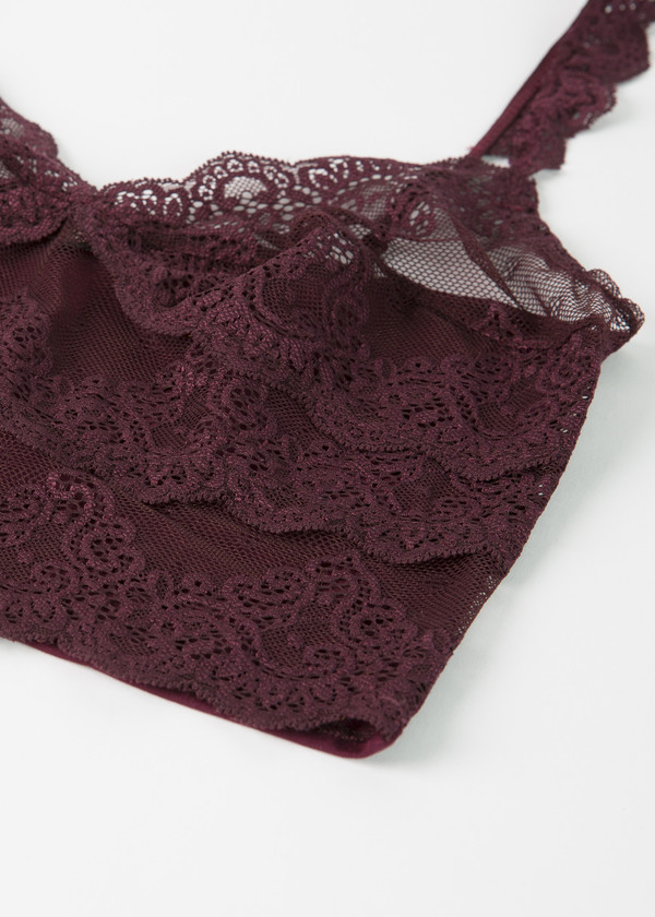 Only Hearts Solid-Back So Fine Lace Cami