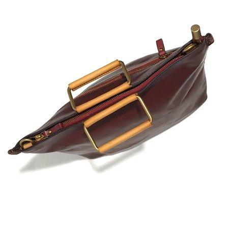 Uppdoo Joy Handle Bag Large - Oxblood