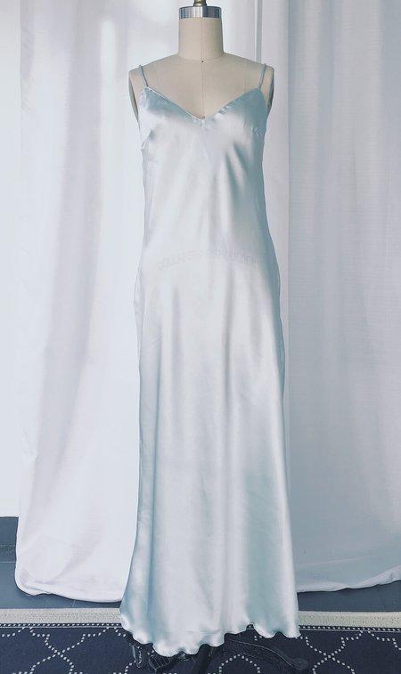 Petit Mioche silk slip dress - dawn