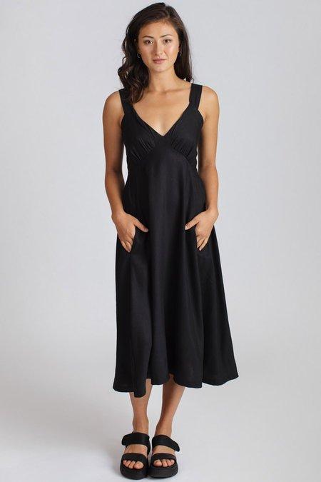 Allison Wonderland Elysées Dress - Black