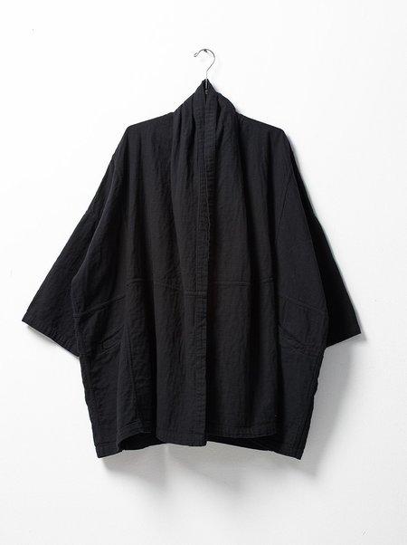 Atelier Delphine Haori Coat - Black