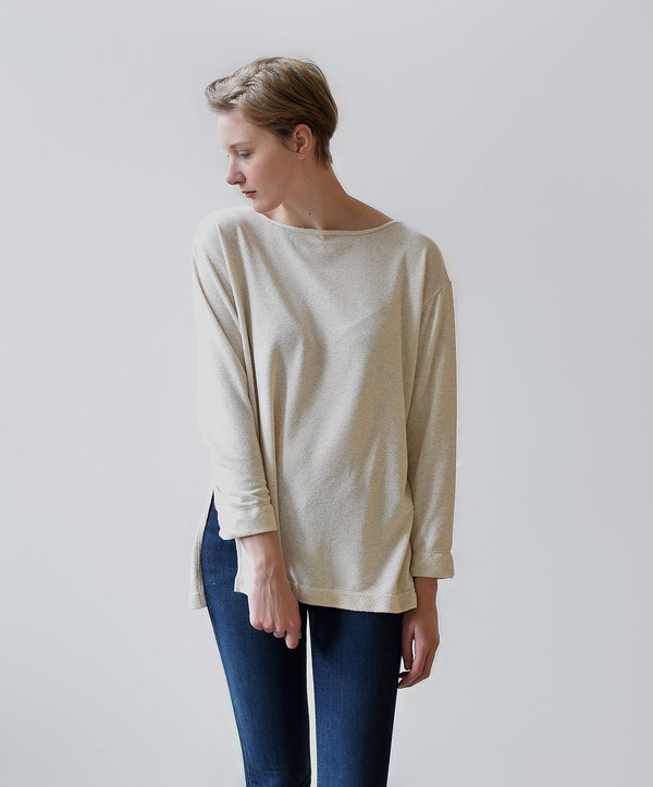 Hackwith Design House Knit Crew Top