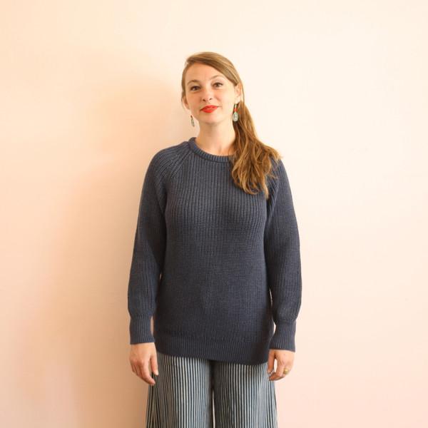 California Tailor Catalina Crew Neck Sweater