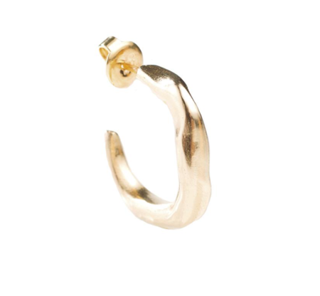 Hana kim Flow Earring - Gold