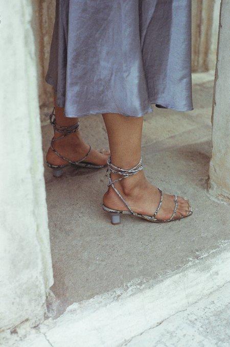 LOQ Roma Sandal - Luna Snake