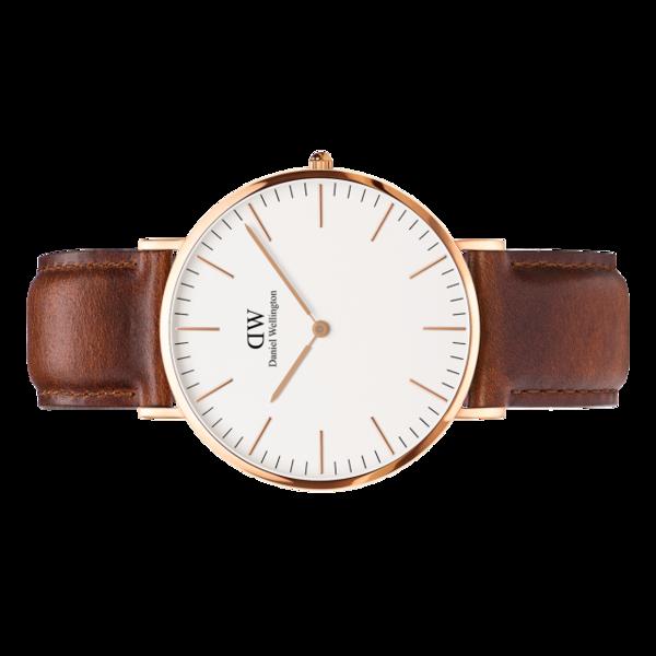 Daniel Wellington St. Mawes Unisex Rosé 40mm Watch