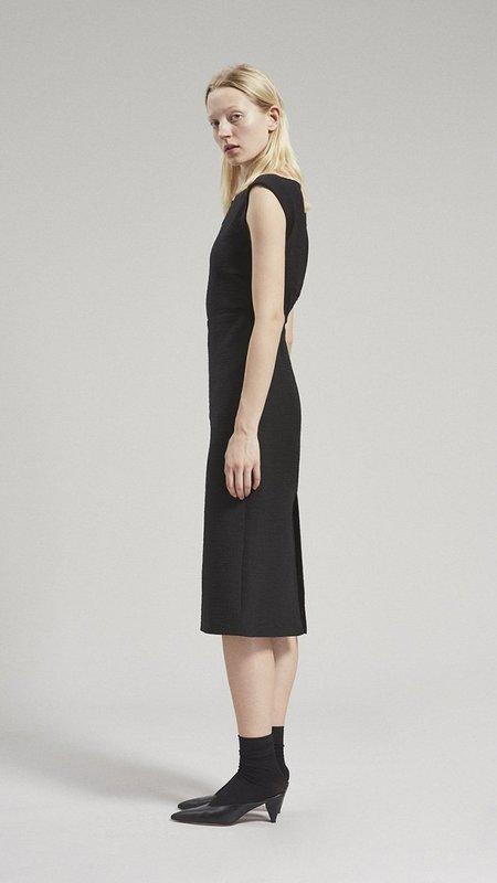 Rachel Comey Leonard Dress - Black Foam
