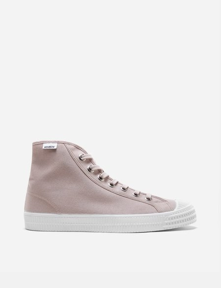 Novesta Star Dribble Hi Trainers Canvas shoes - Platan