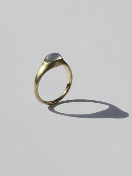 cyril dawn ring - 14k gold