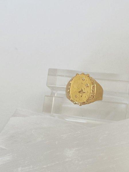 Mercurial NYC Estelle Ring - 14k gold