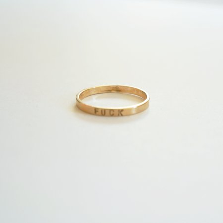 The Artist and the Alchemist Fuck Kassilina Ring - Goldfill