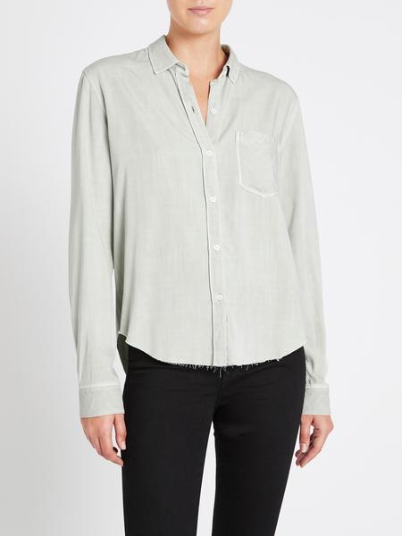 Rails Ingrid Raw Shirt - Green