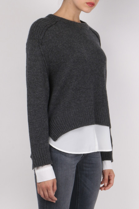 Brochu Walker Hi Low Looker Pullover