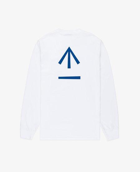 Everest Isles Arrow Graphic Tee Shirt – White
