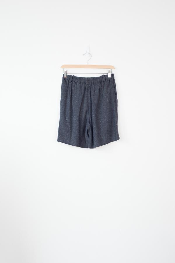 Diphda Pleated Shorts