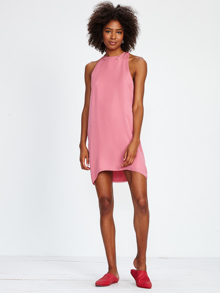 Nikki Chasin STORM FLAP COCKTAIL DRESS
