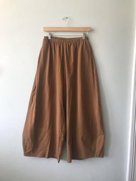 Eleven Stitch Jersey O-Pant - Bark