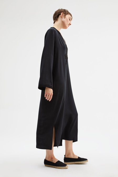 Nili Lotan Julie Dress - Black