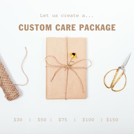 Meus Custom Care Package