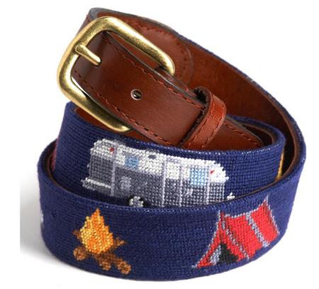 Woolrich Tartan Belt