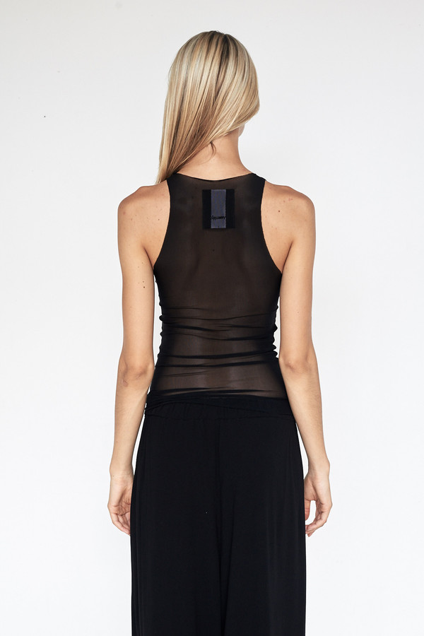 Assembly New York Nylon Power-mesh Tank Top